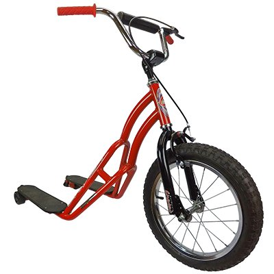 California Chariot - Chariot Outdoor Toy (Red Metallic)